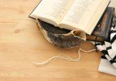 ספר תורה, טלית ושופר